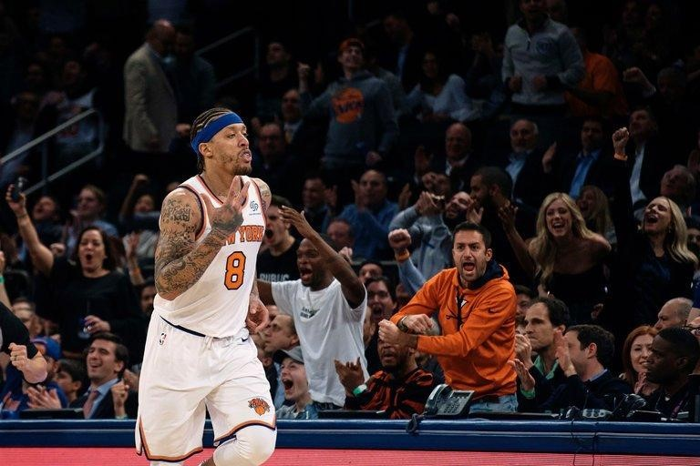 It Looks Like Michael Beasley Has Found A Home In New York