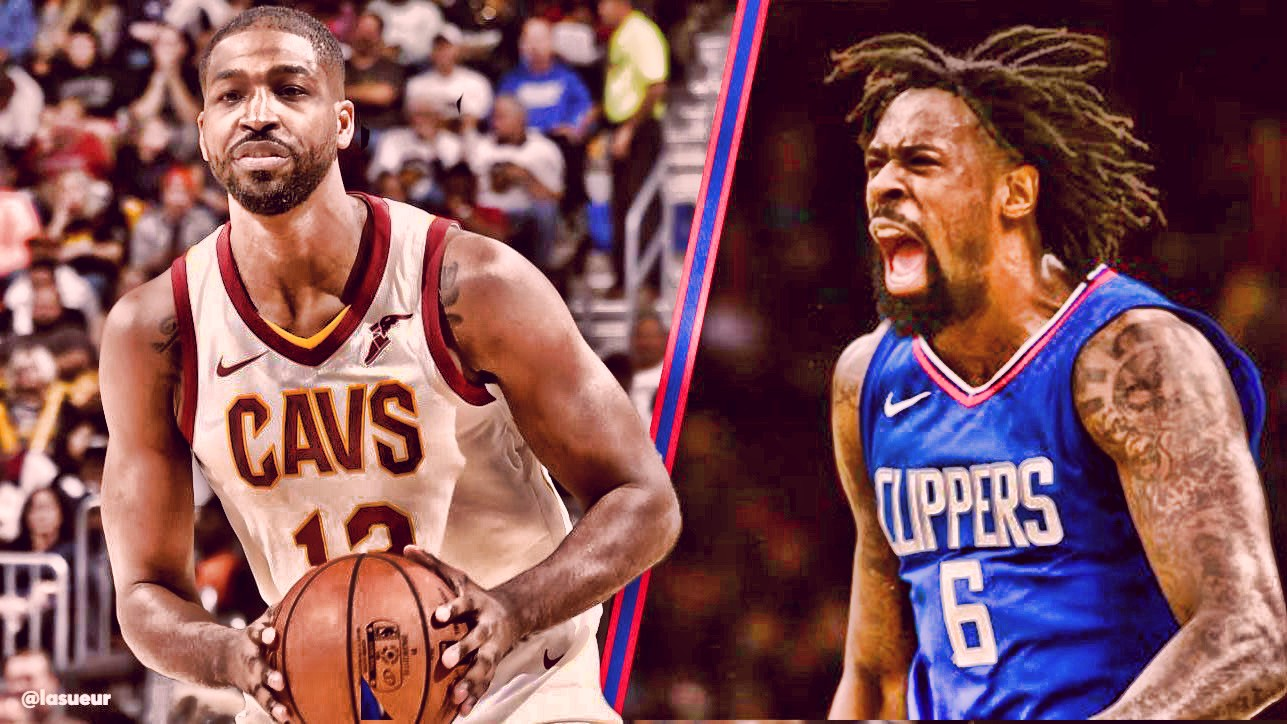 Five Players Who Could Be On The Move Before the NBA's 2018 Trade Deadline