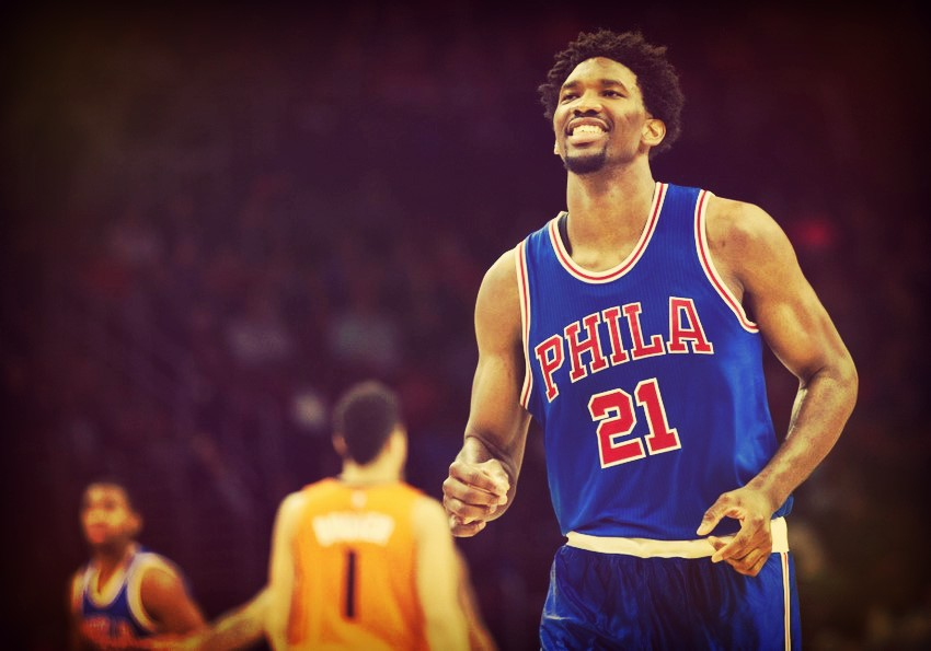 Joel Embiid Will Lead Team World Versus Team USA in 2018 Mtn Dew Kickstart Rising Stars