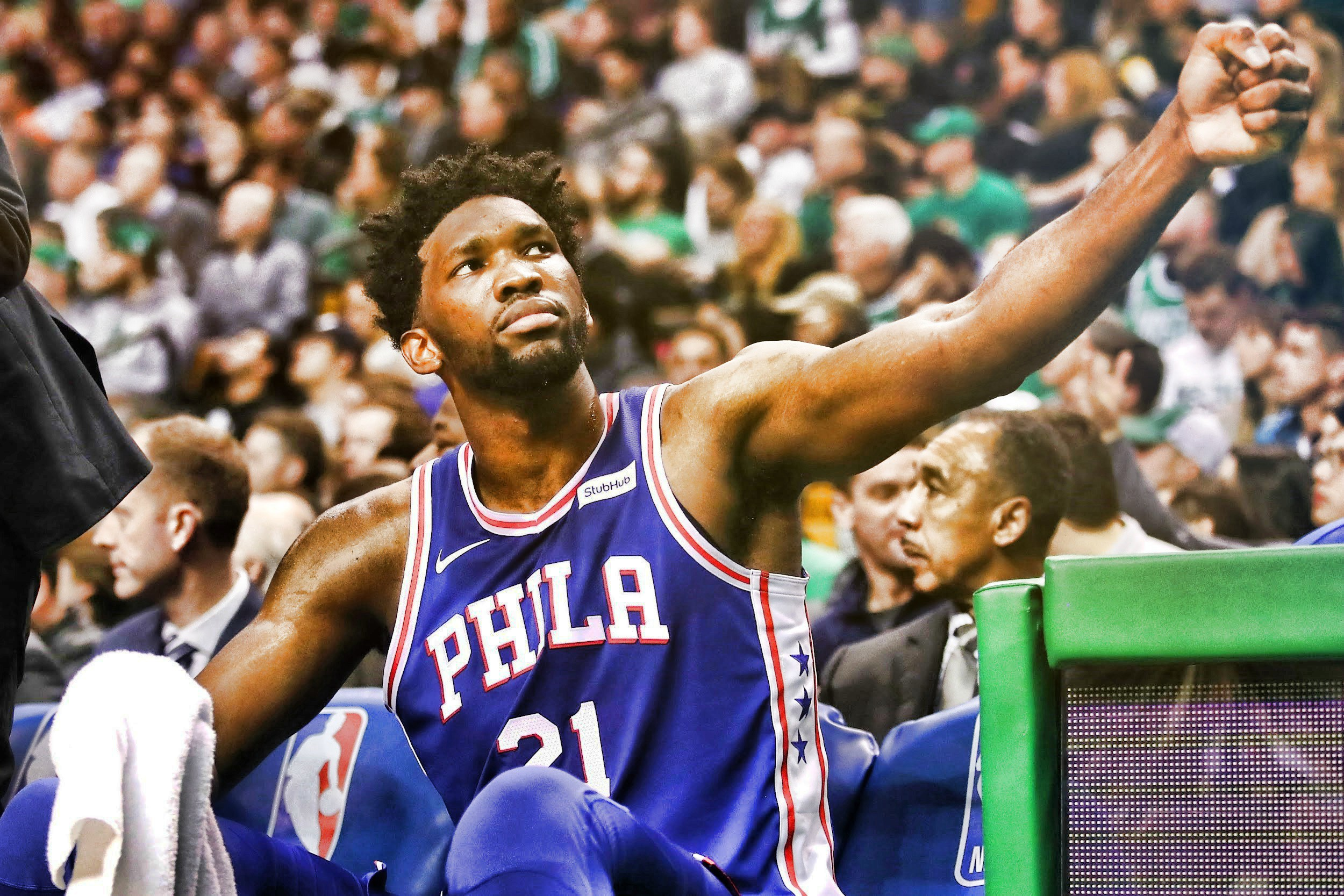 Joel Embiid's All-Star Accomplishment Is More Than Just About A Girl