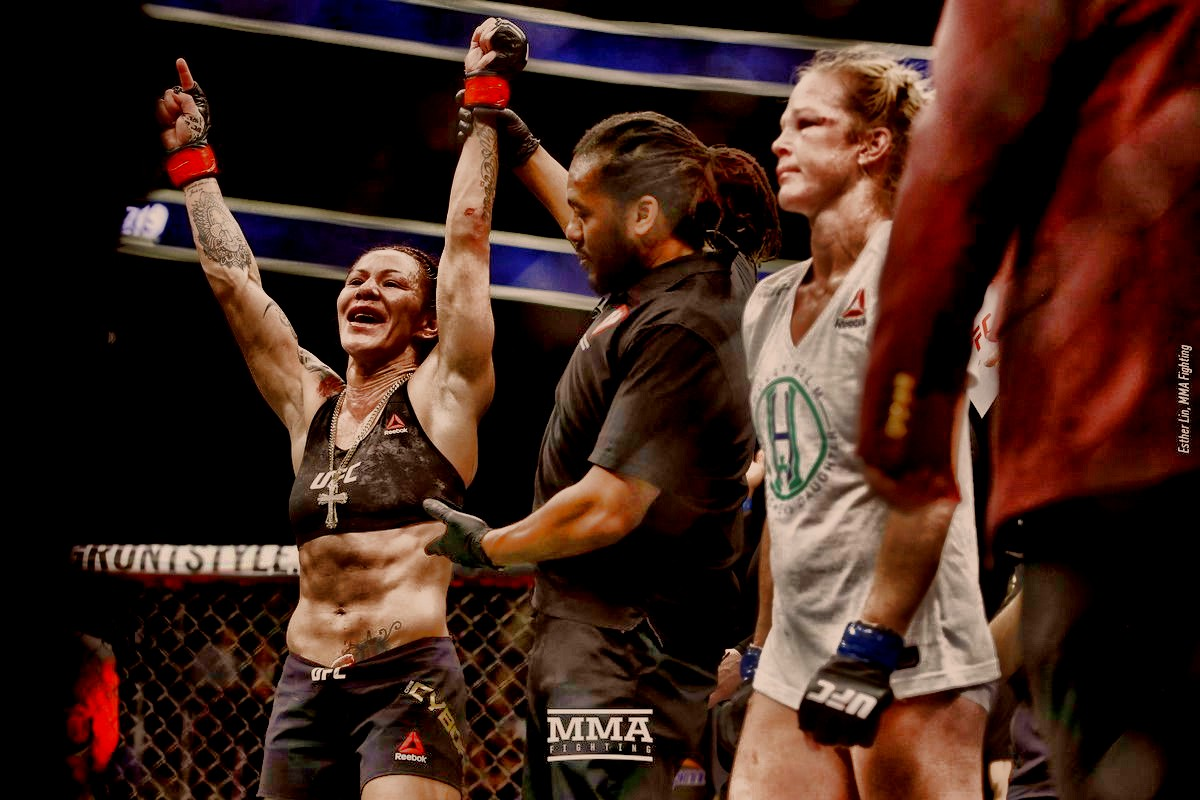 It's Time To Give Cris Cyborg Her Due