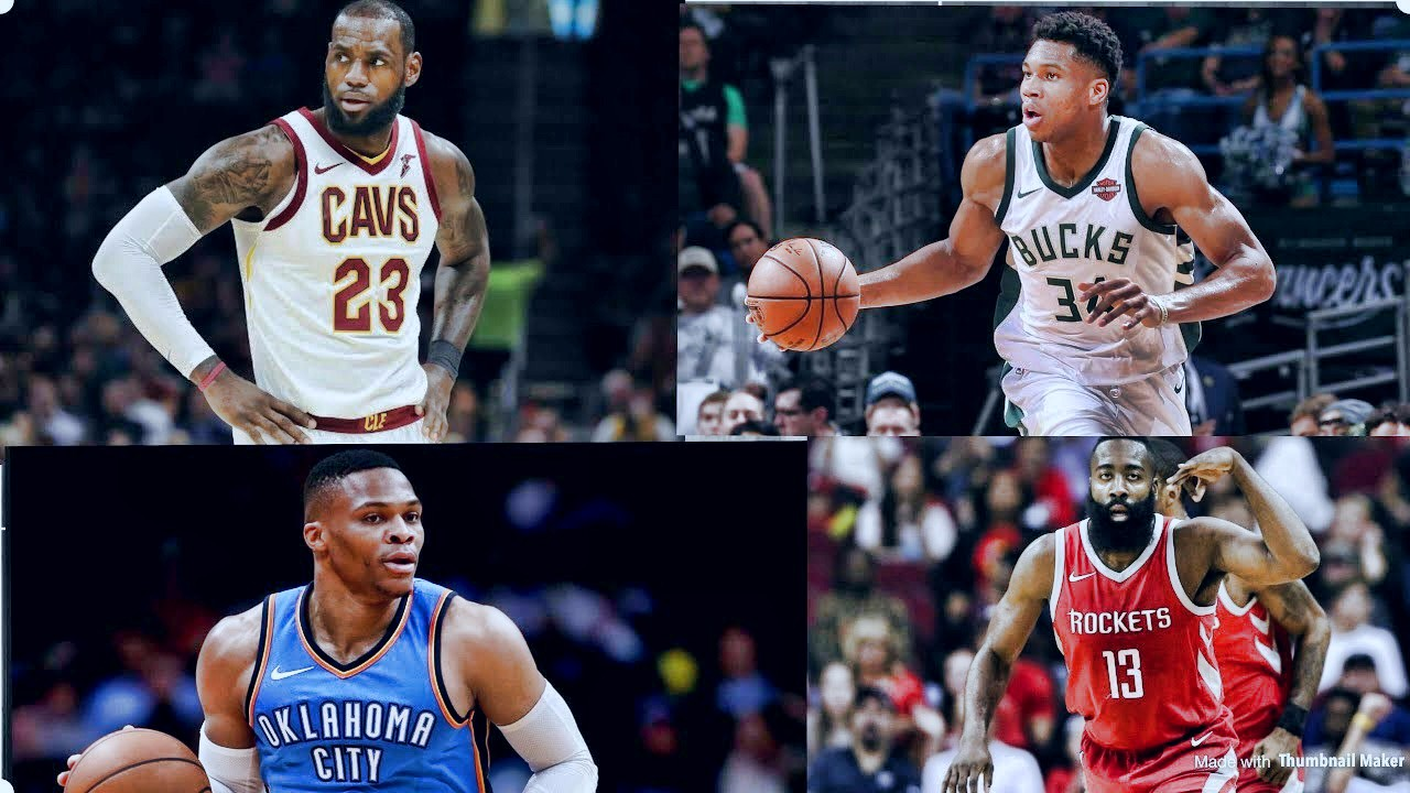 If The NBA Gave Out Midseason Awards, The Winners Would Be..
