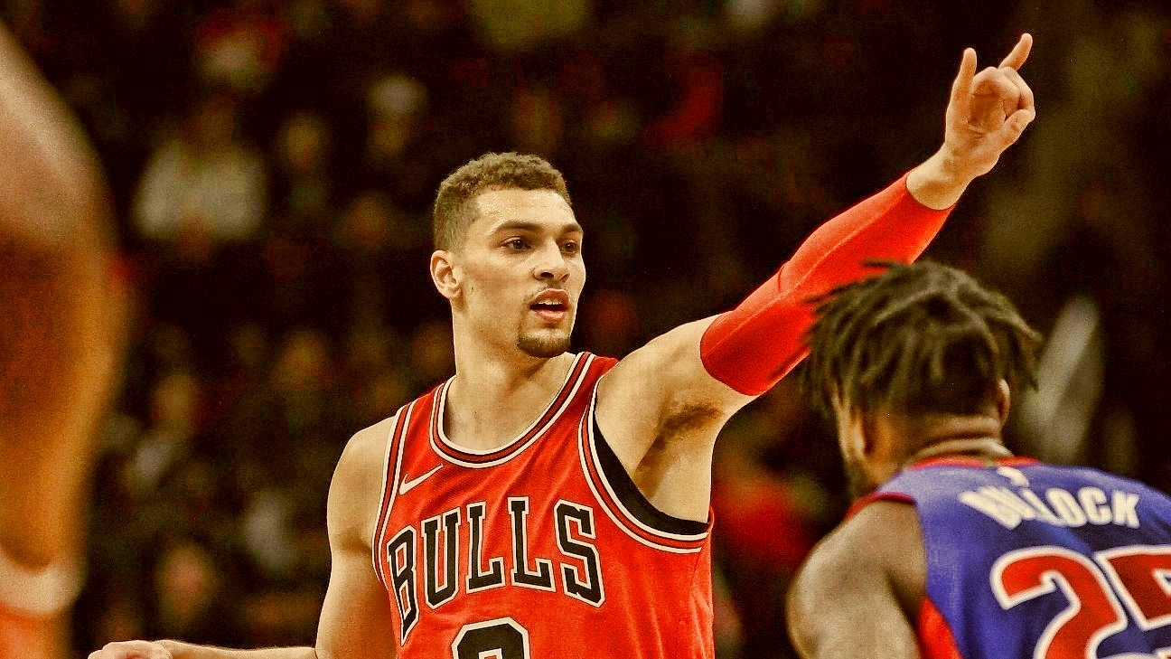Zach LaVine Returns, Jimmy Butler Trade Finally Compete For The Bulls