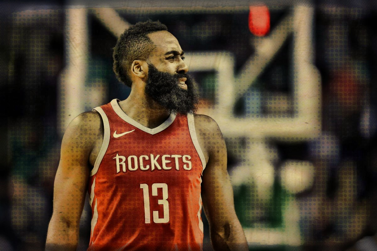 James Harden Casts A Spell On The Magic