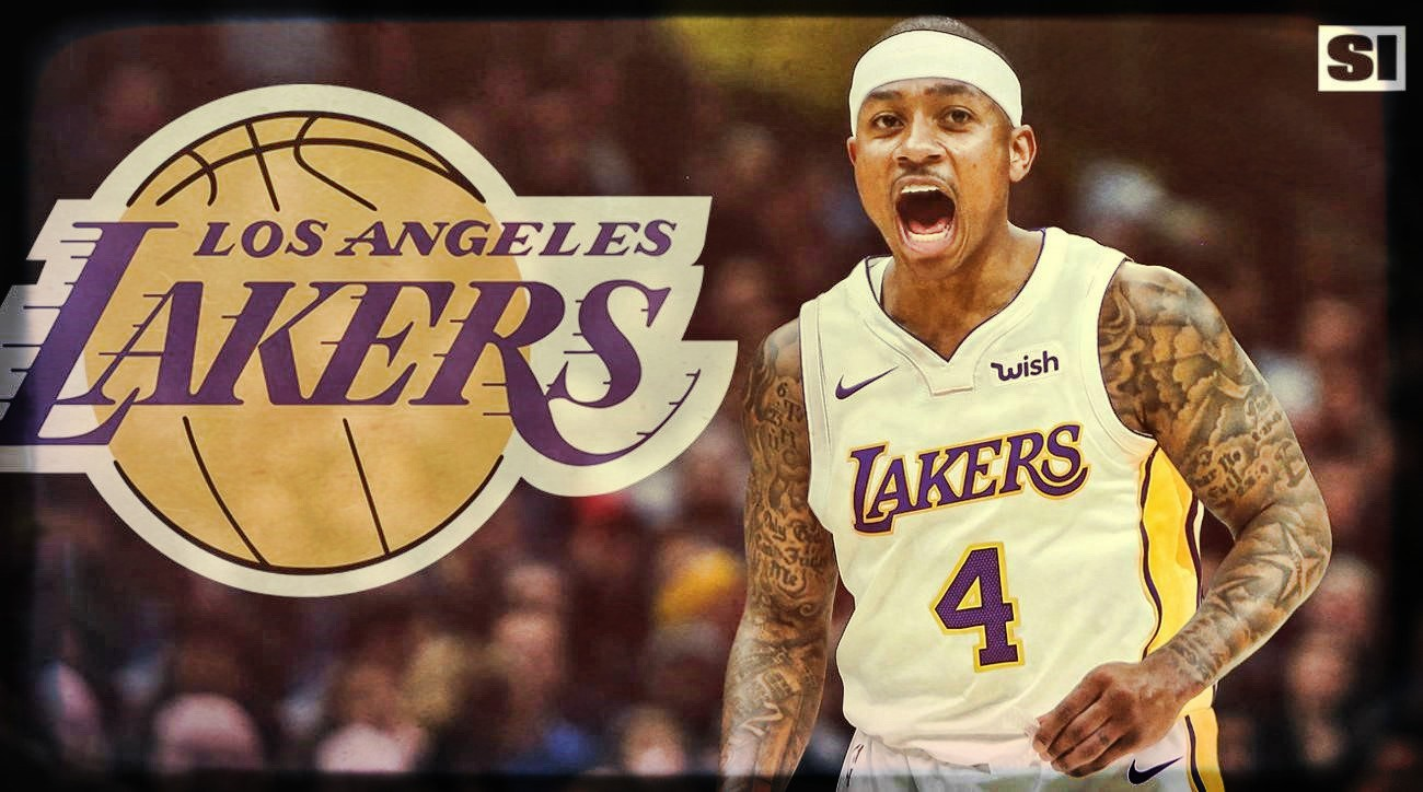 Why Isaiah Thomas Isn't  Staying in Los Angeles Beyond This Season