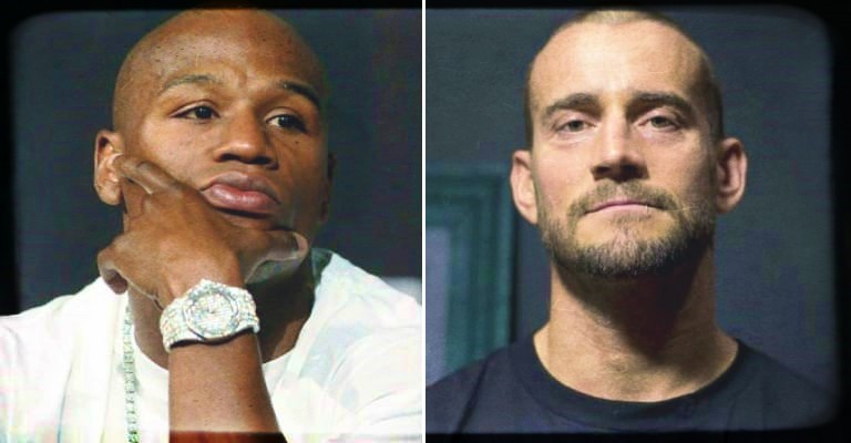 Floyd Mayweather Jr. vs CM Punk, Seriously?