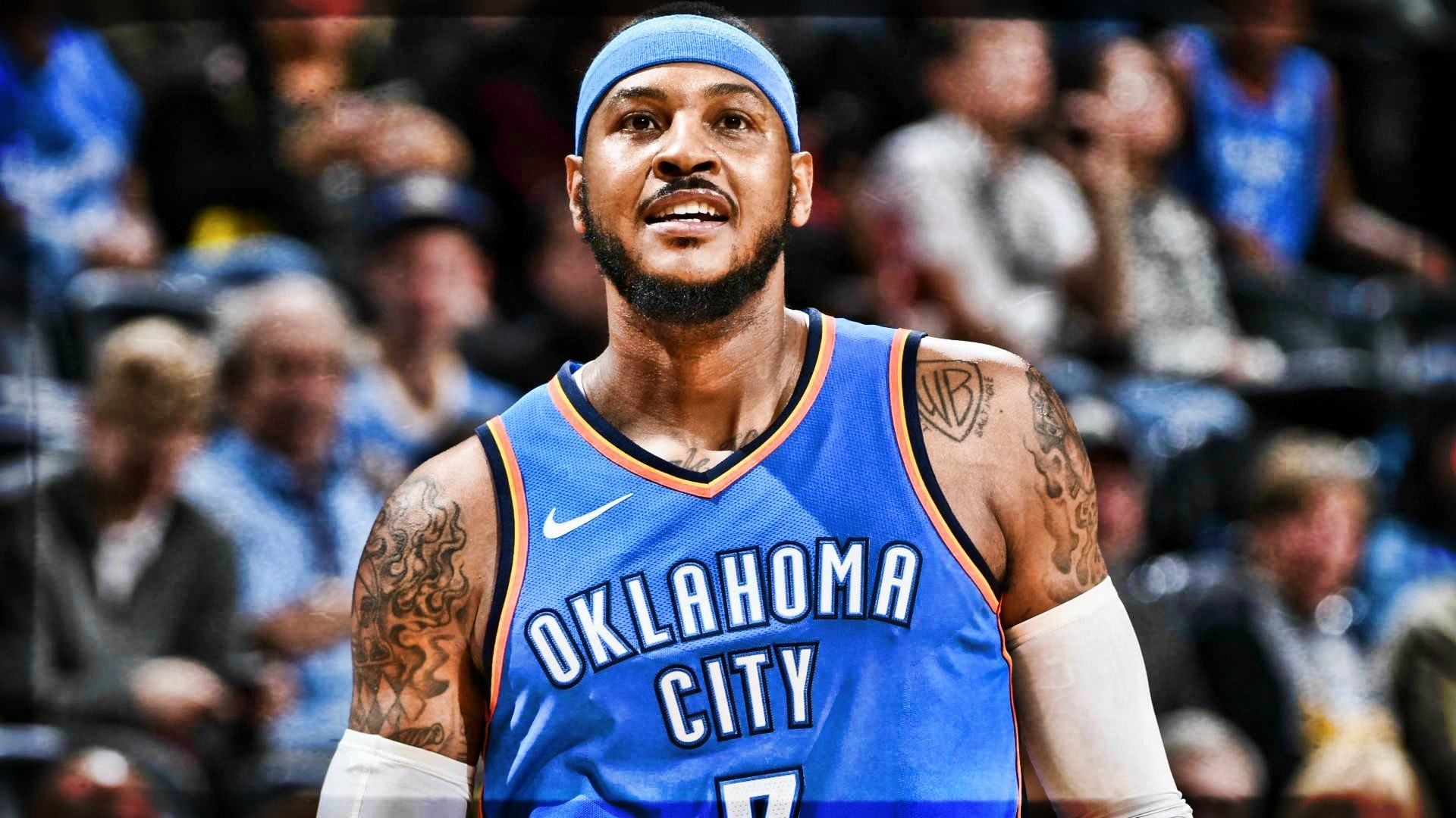 Is Carmelo Anthony The Most Overpaid Player in the NBA?