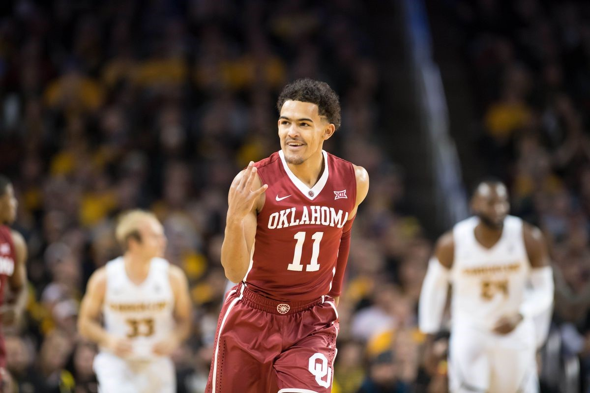 Four For Trae: The Four Teams That Could Pick Trae Young in the Draft