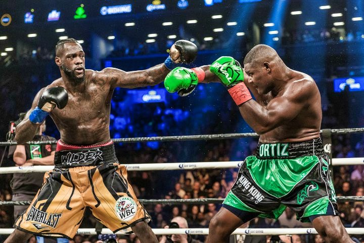 Deontay Wilder Proves His Worth Against Luis Ortiz