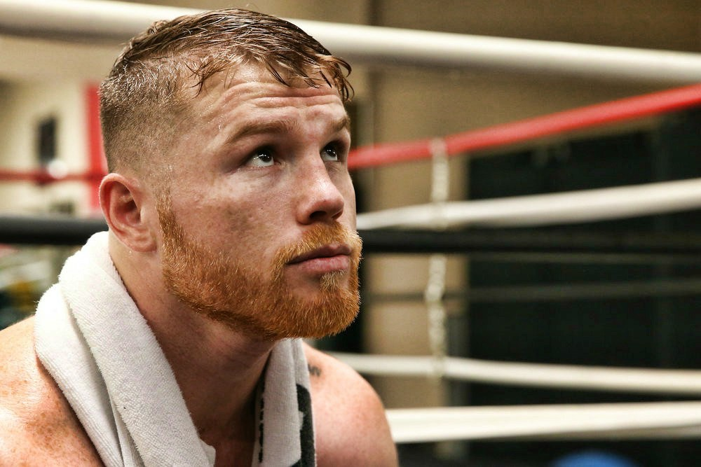 Canelo Alvarez Fails Drug Test