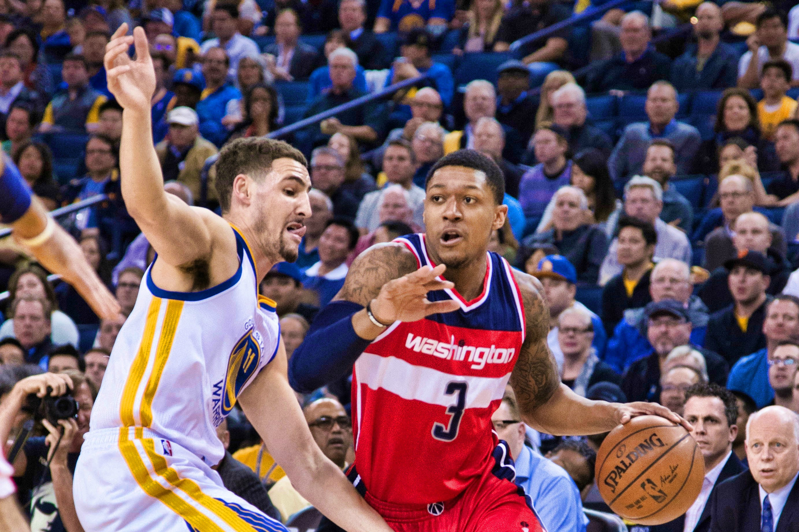 Who's better: Klay Thompson or Bradley Beal?