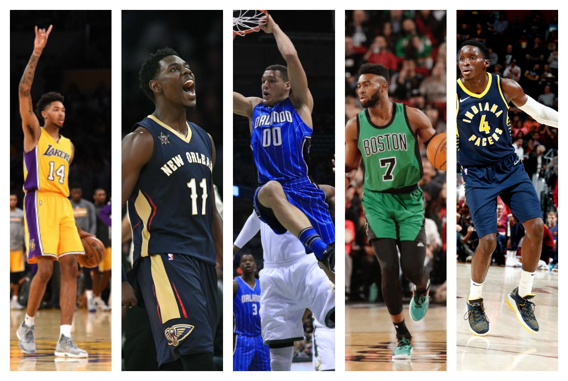 The Five Most Improved Players of the 2017-18 NBA Season