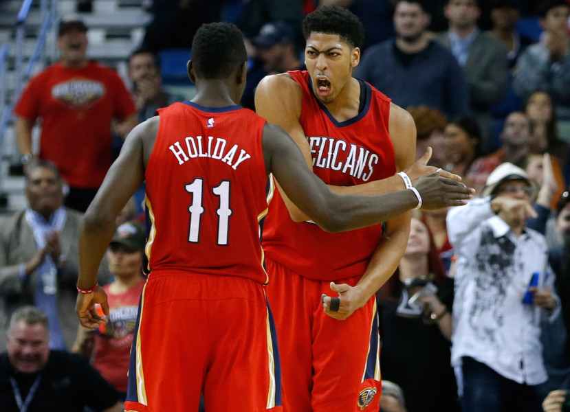 It's Not Just Anthony Davis Who's Carrying The New Orleans Pelicans