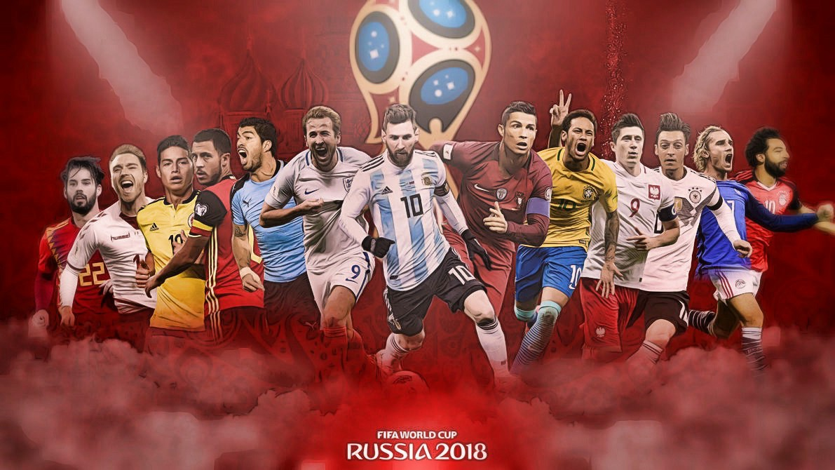 FIFA World Cup 2018: Knowing the Favorites