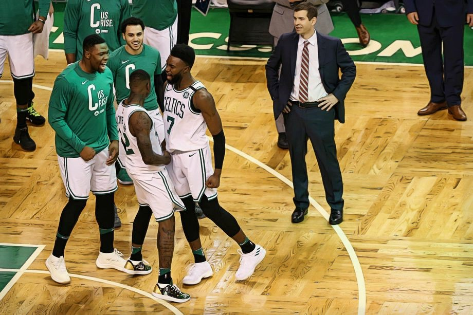 Day 4 of the NBA Playoffs: Celtics' Incredible Depth or Stevens Pulling The Right Strings?