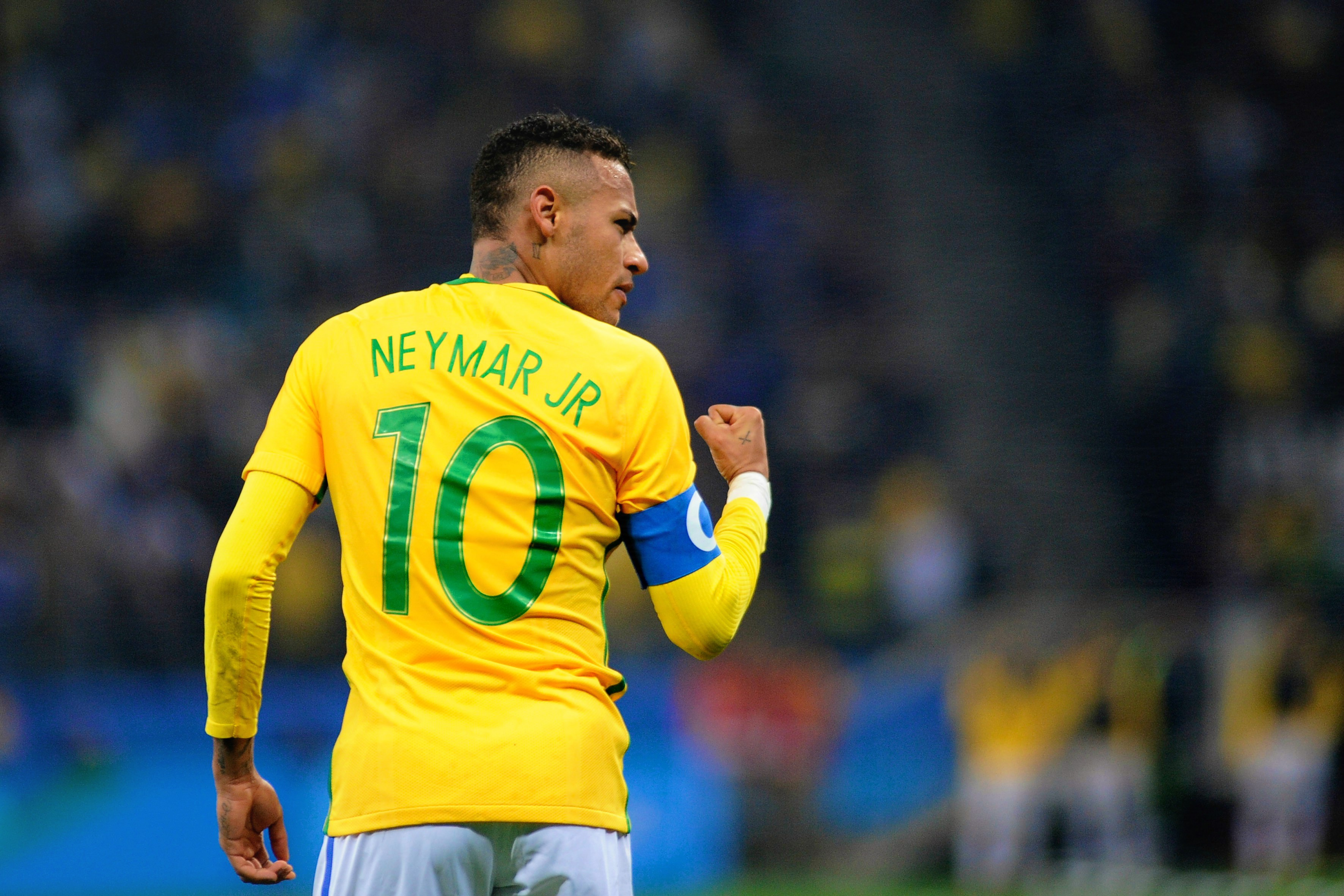 Neymar Sets Eyes on FIFA World Cup Title