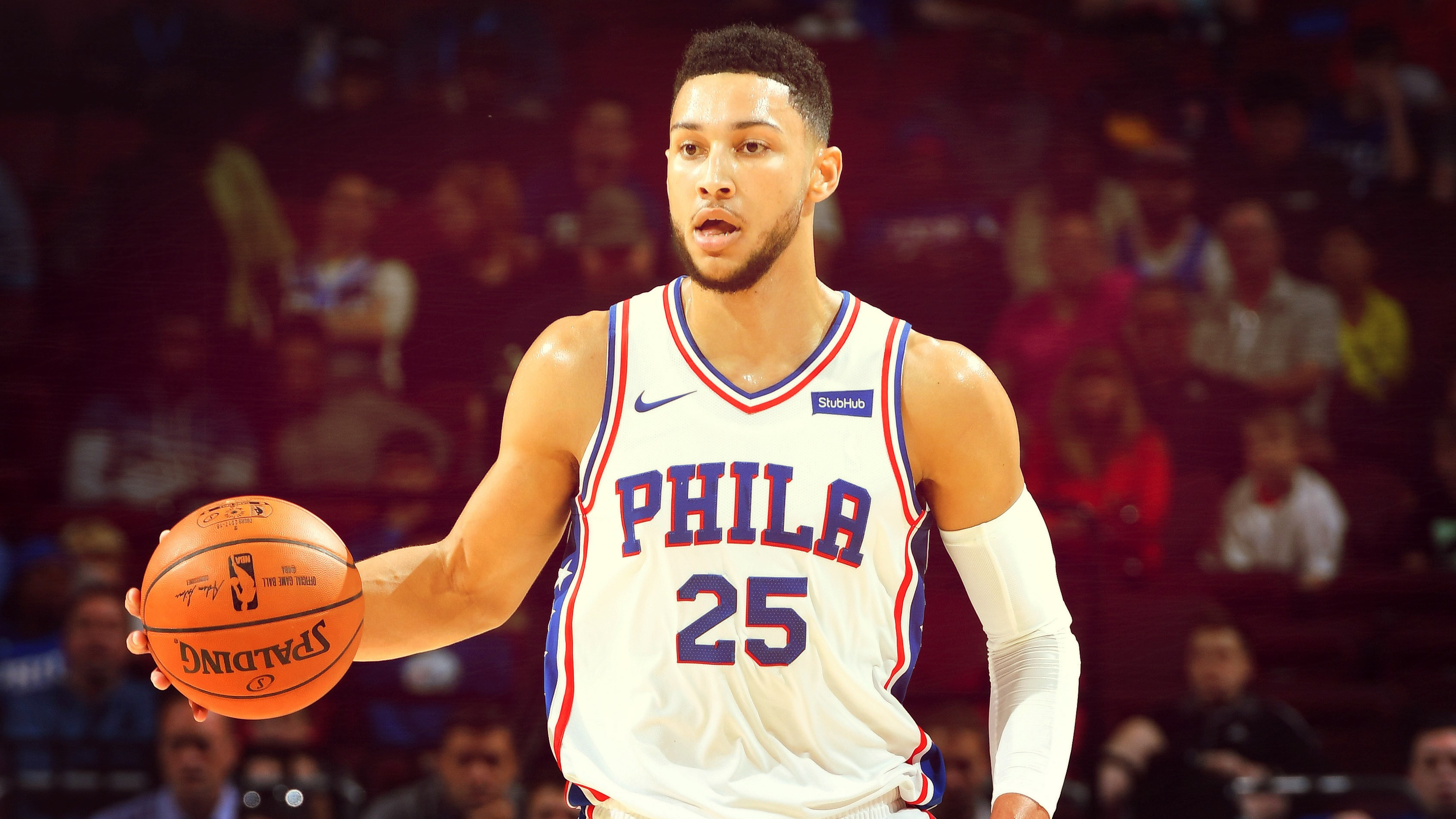 Has Ben Simmons Locked Up The Rookie of The Year Award?