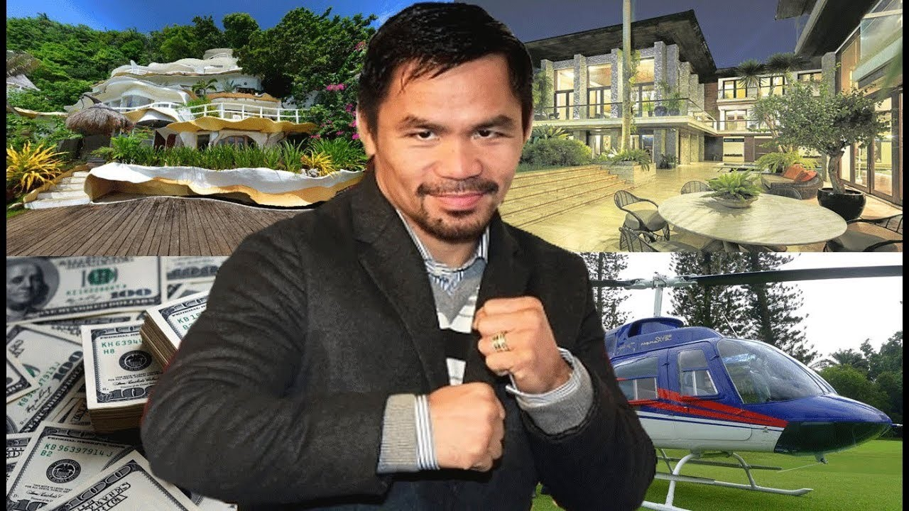 How Much is Manny Pacquiao's Net Worth?
