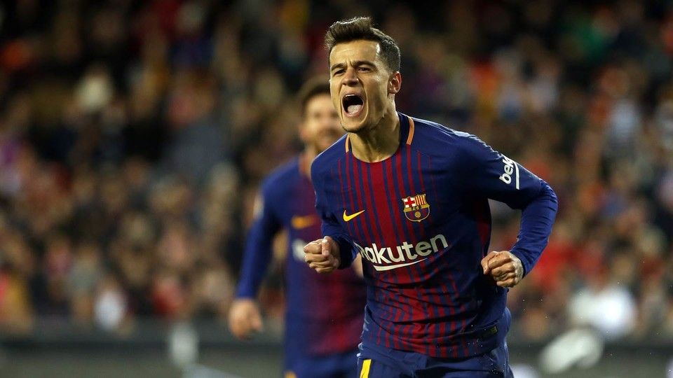 How is Philippe Coutinho Doing in Barcelona?