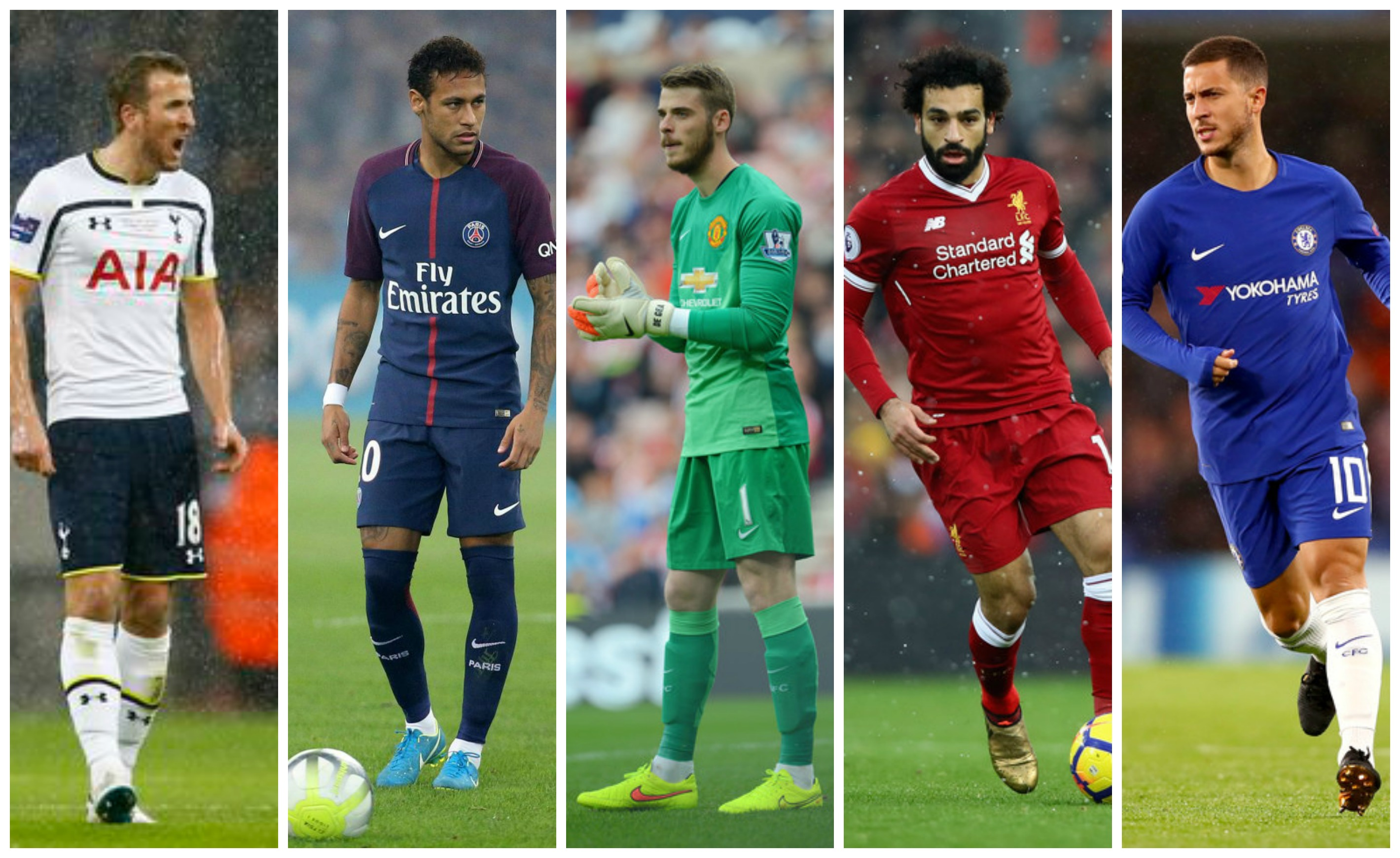 Top 5 Superstars Who Might Join Real Madrid Next Season