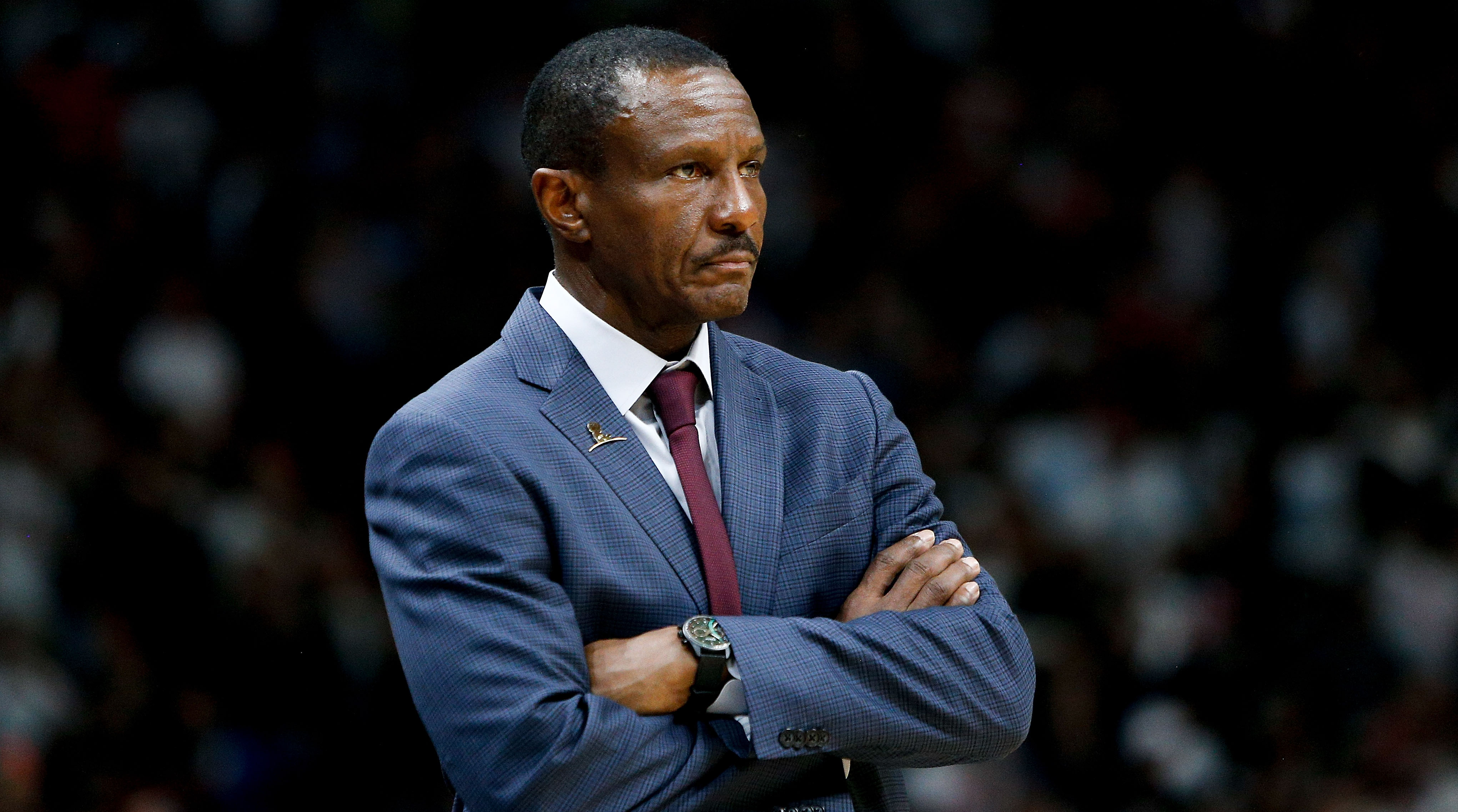 Dwane Casey Wasn't Without Fault In Toronto
