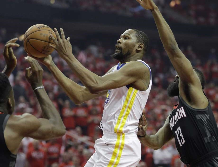 Day 28 of the NBA Playoffs: Rockets Can't Stop Kevin Durant