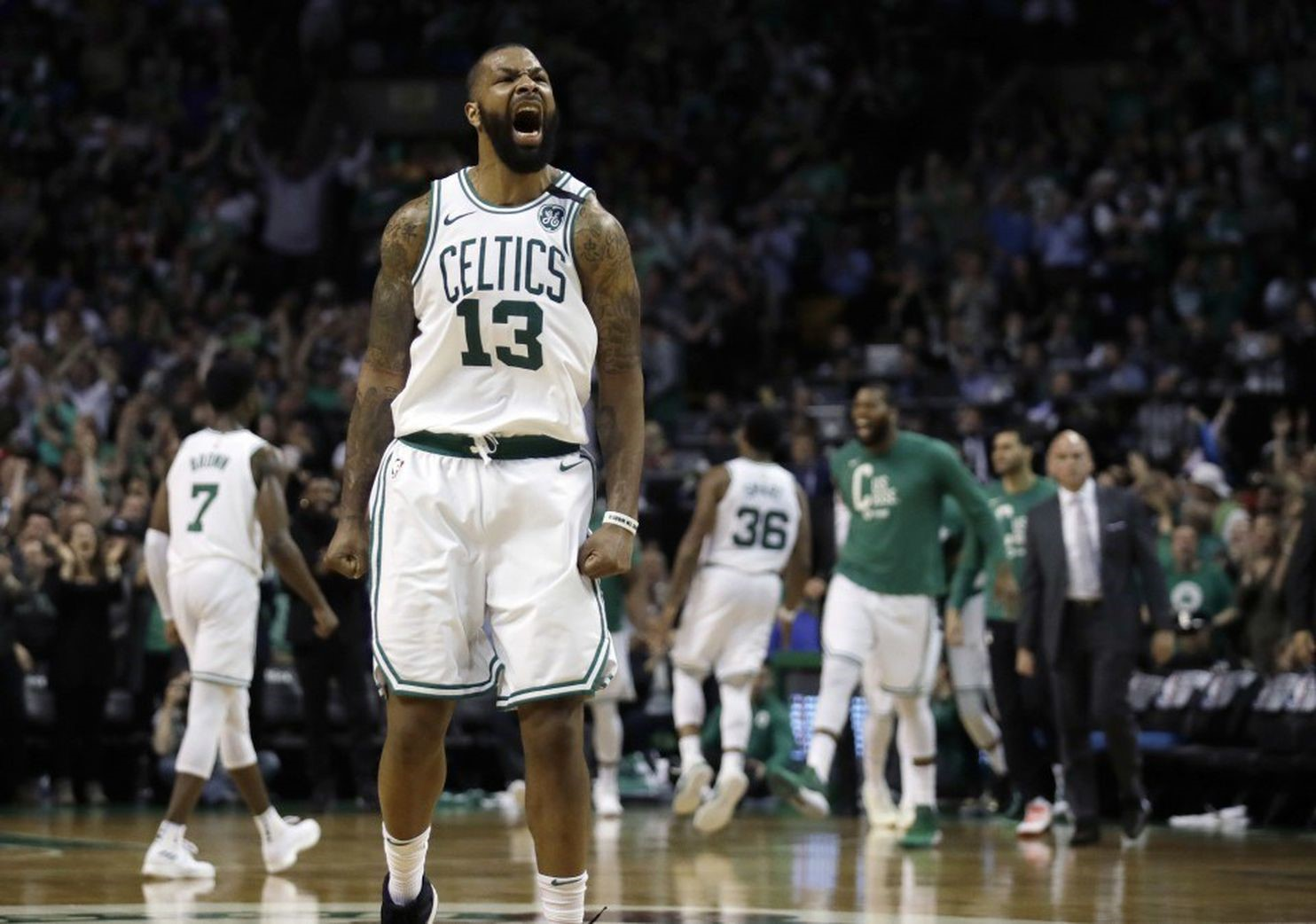 Day 29 Of The NBA Playoffs: Boston's Balance Beats Bron's Brilliance
