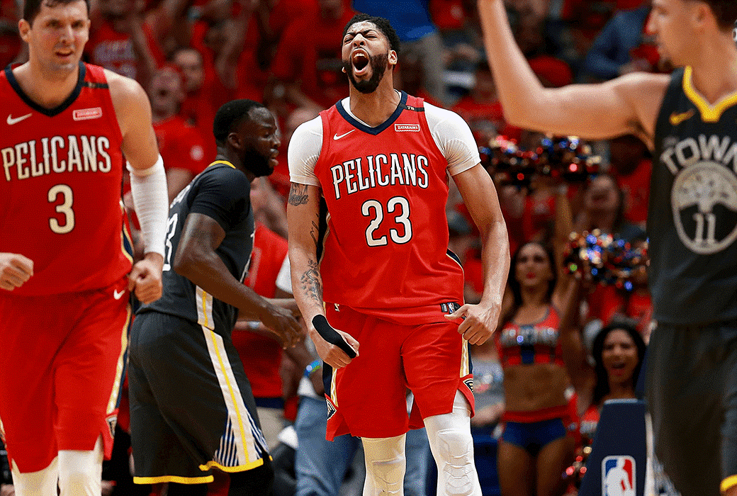 Day 21 of the NBA Playoffs: Pelicans Soar, Rockets Shut Down Mitchell