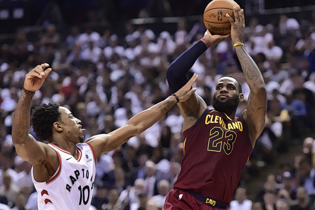 Day 20 of the NBA Playoffs: King James Does It Again