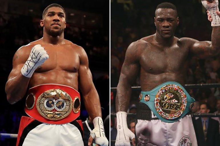 Deontay Wilder Makes His Move, Fight With Joshua May Be Happening Next