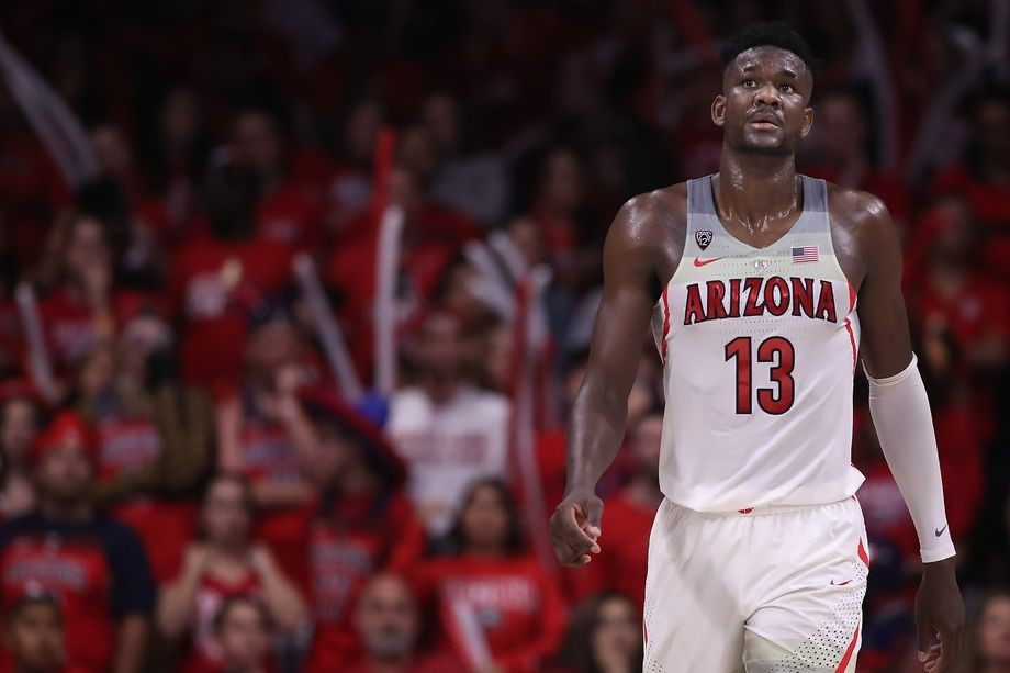 2018 NBA Draft Top Prospects: DeAndre Ayton