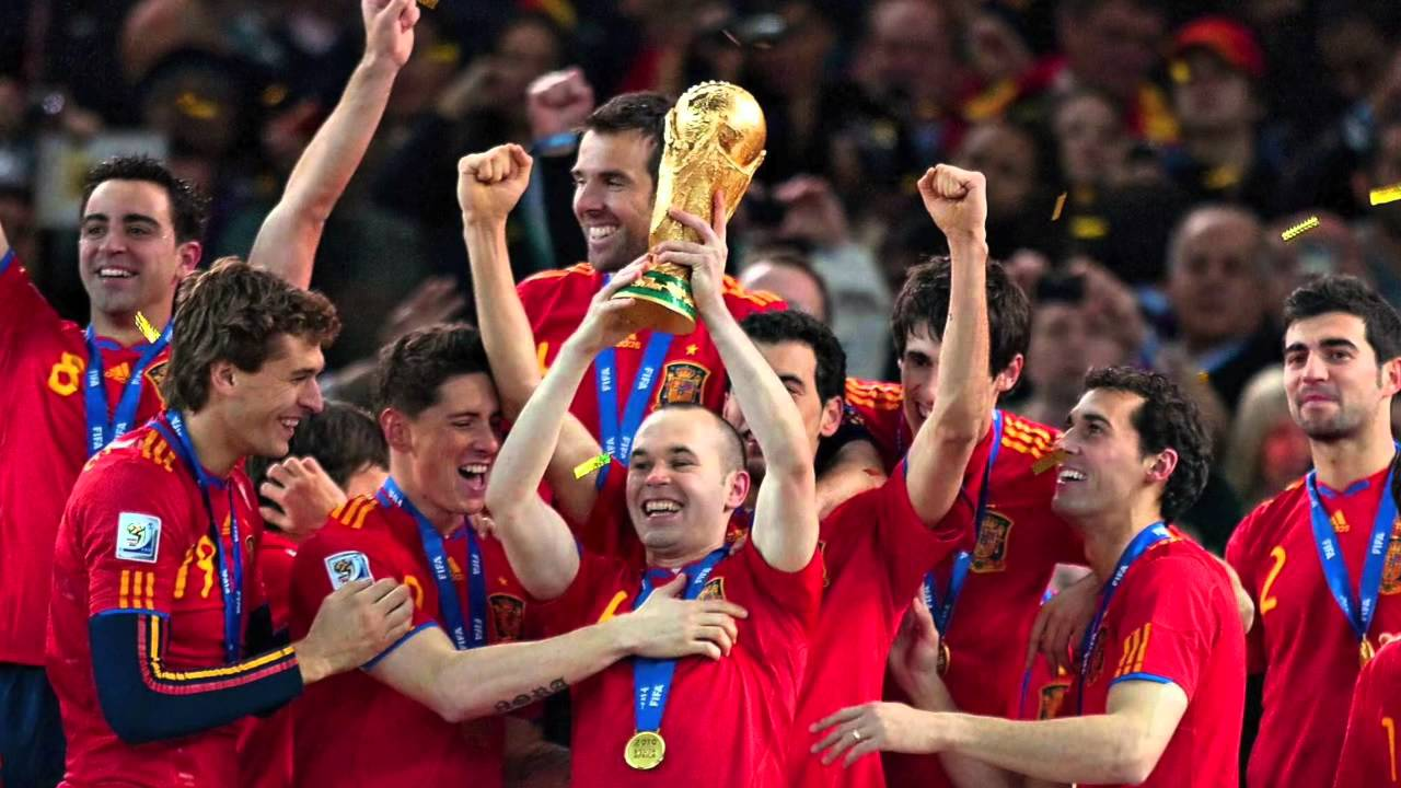 Spain Gears Up for World Cup Domination