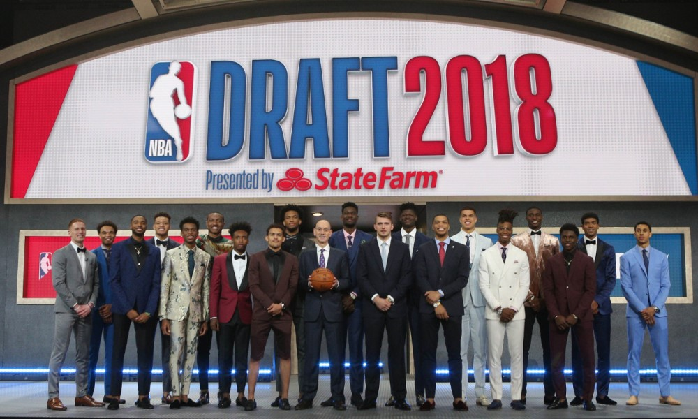 The Top 5 Stories of the 2018 NBA Draft