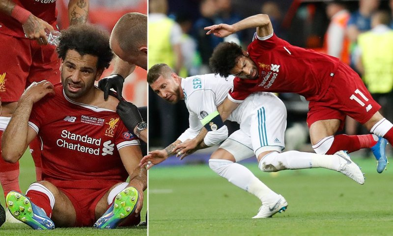 Everything to Know About Ramos-Salah Strife