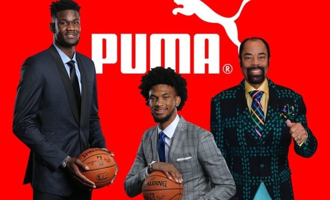 Puma Is Eyeing A Big NBA Comeback