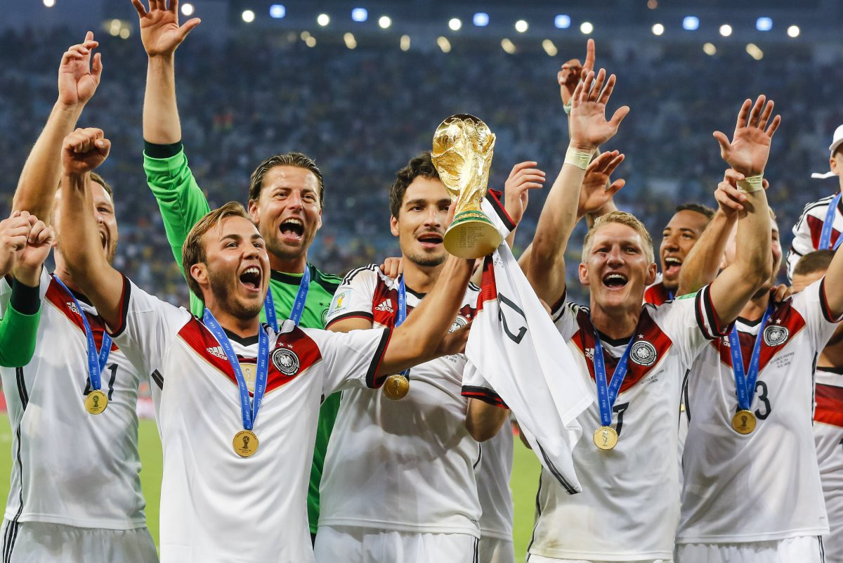 Weighing Germany's Chances of a Back-to-Back World Cup Championship