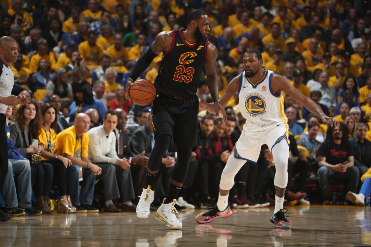 Game 1 of the 2018 NBA Finals: Warriors Survive 51 Point Night From LeBron James
