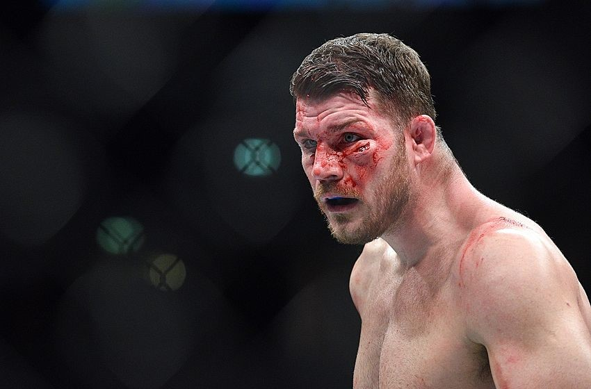 Michael Bisping Announces His Retirement From MMA