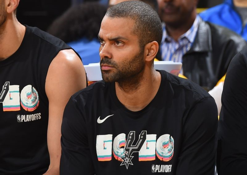 Tony Parker Leaves The San Antonio Spurs, Signs With The Charlotte Hornets