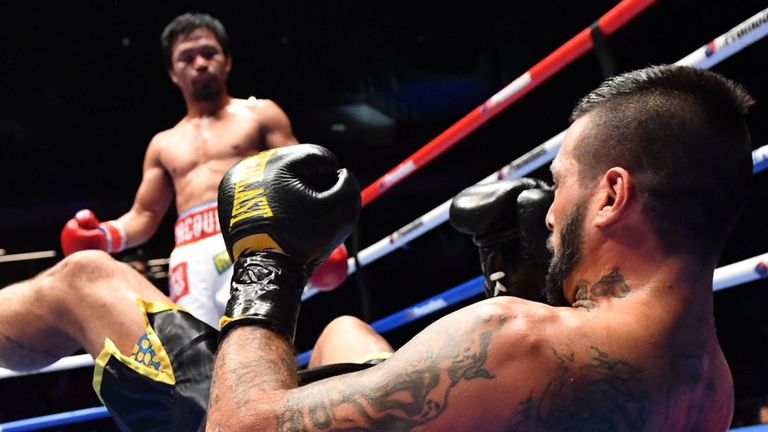 Manny Pacquiao's KO of Lucas Matthysse Is An Opportunity To Go Out On Top
