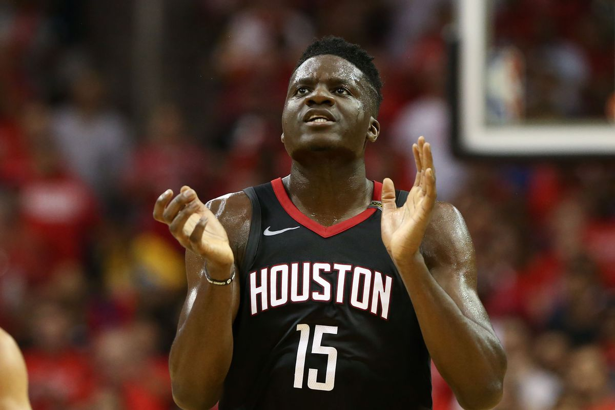 The Houston Rockets Cannot Afford To Lose Clint Capela Too