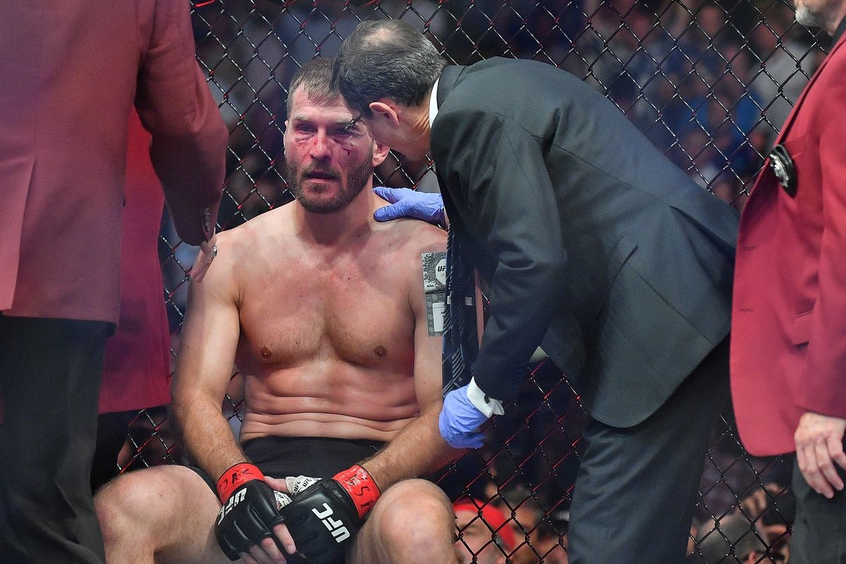 Stipe Miocic Is Going To Get His Title Shot But It Won't Be Next