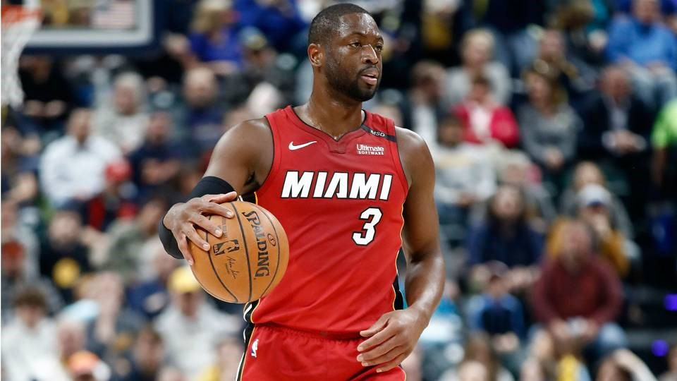 Will Dwyane Wade End His Career In China?
