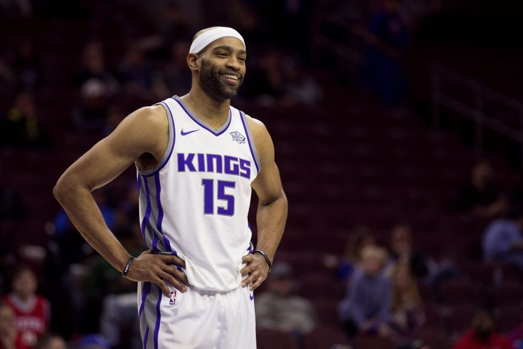 Vince Carter's Longevity Is About His Love For The Game