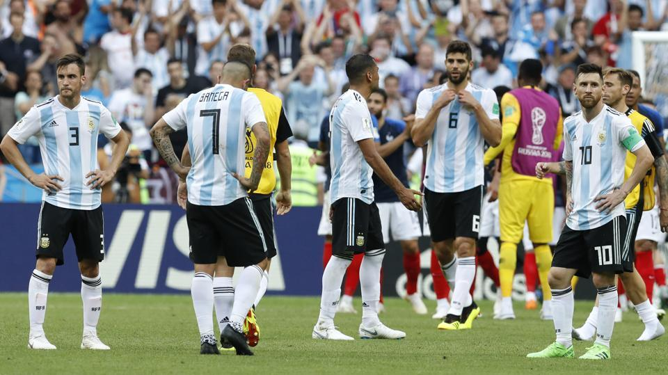 Argentina Exits FIFA World Cup, What Went Wrong