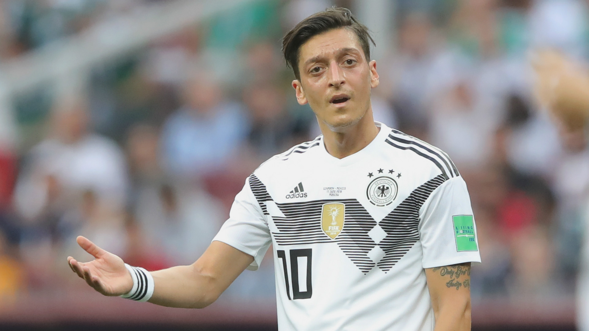 The End of Mesut Ozil's International Career
