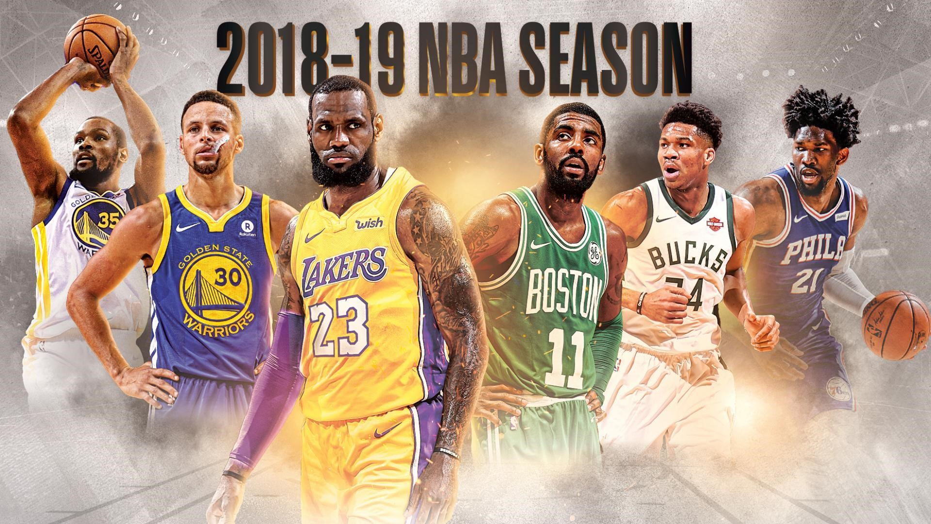 NBA Unveils Schedule for Opening Week, Christmas Day and MLK Day