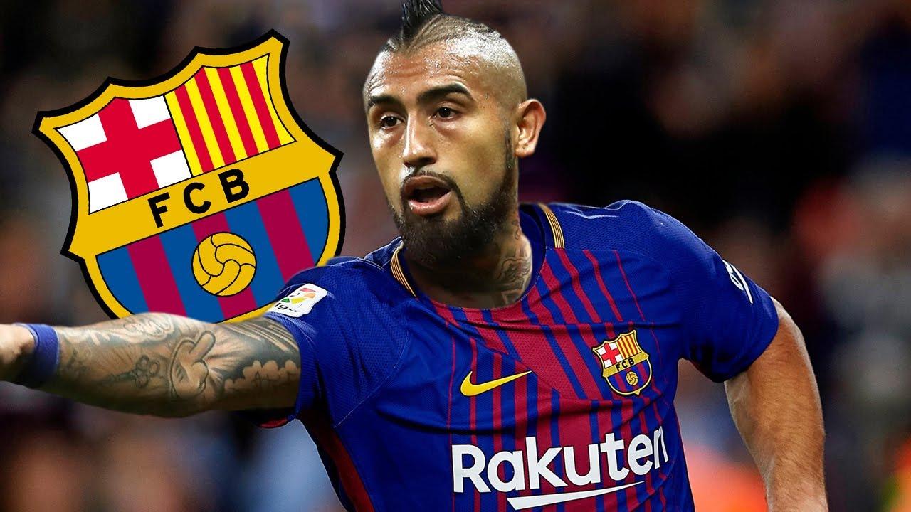 new style 6c3d3 c5aaa Arturo Vidal Leaves Bayern for €25M Barcelona Transfer