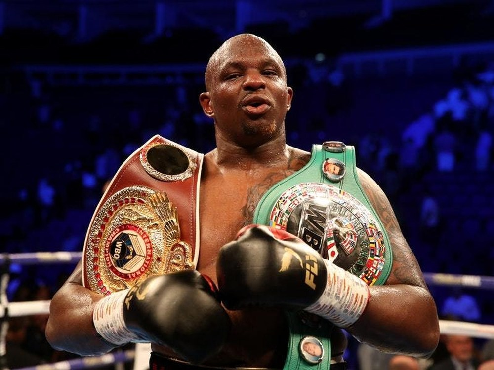 "Dillian Whyte Is a ""Peasant"" No More"