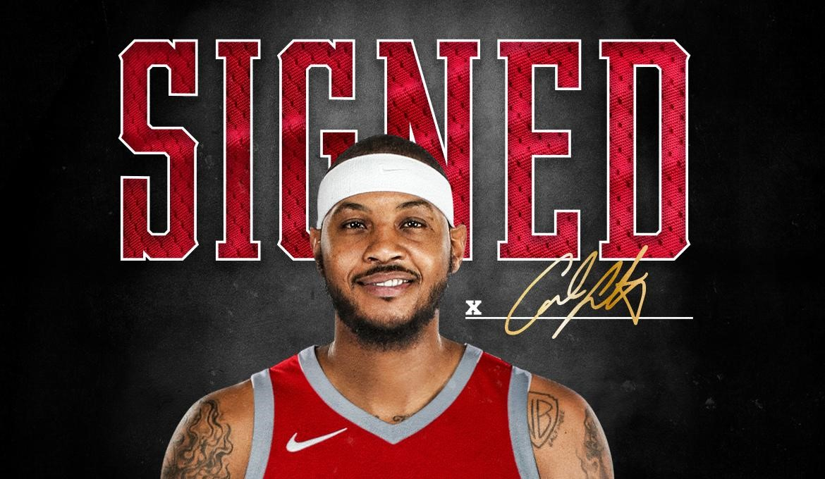 Will A Starting Role Be An Issue With Melo In Houston?